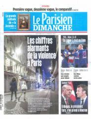 LE PARISIEN RÉGIONS DIMANCHE