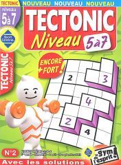 SC TECTONIC NIVEAU 5 À 8
