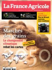 LA FRANCE AGRICOLE