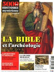5000 ANS D'HISTOIRE MYSTÉRIEUSE