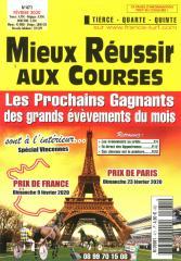 MIEUX RÉUSSIR AUX COURSES