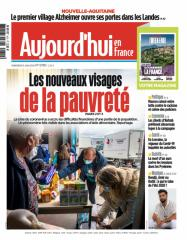 AUJOURD'HUI EN FRANCE - VENDREDI