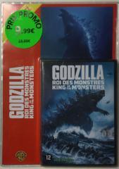 GODZILLA - DVD (5)
