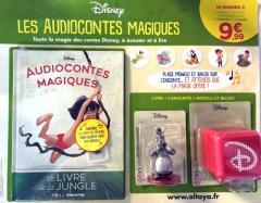 EY DISNEY AUDIO CONTES MAGIQUES
