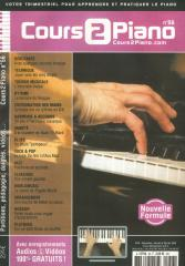 COURS 2 PIANO