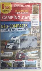 CAMPING CAR MAGAZINE + CAMPING CAR MAGAZINE HS