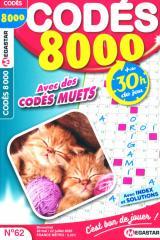 CODÉS 8000
