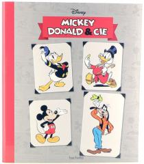 EY. CLASSEUR MICKEY & DONALD & CIE