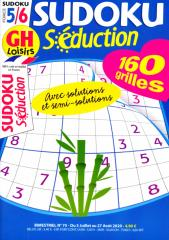 GH SUDOKU SÉDUCTION