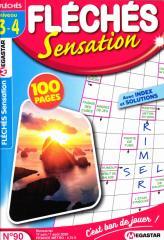 MG FLECHES SENSATION DEGRE 3-4