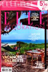 ELLE DECO + ELLE A TABLE