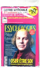 PSYCHOLOGIES MAGAZINE POCHE + PSYCHOLOGIES MAGAZINE HS ANCIEN