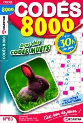 MG CODÉS 8000