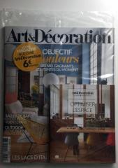 ART DÉCORATION  + LIVRE