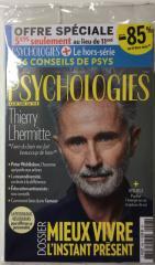 PSYCHOLOGIES MAGAZINE + PSYCHOLOGIE MAGAZINE HS