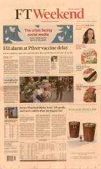 FT WEEKEND (GBR)