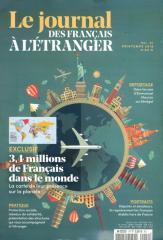 LE JOURNAL DES FRANÇAIS À L'ETRANGER