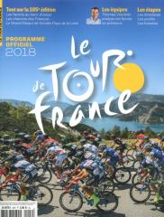 LE TOUR DE FRANCE PROGRAMME OFFICIEL