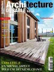 ARCHITECTURE DURABLE & BOIS
