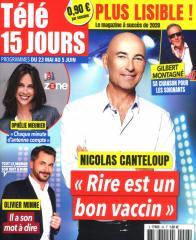 TÉLÉ 15 JOURS (EX: TV 15 JOURS)