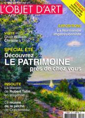 L'ESTAMPILLE/L'OBJET D'ART