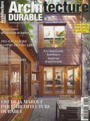 ARCHITECTURE DURABLE & BOIS