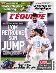 L'ÉQUIPE - DIMANCHE