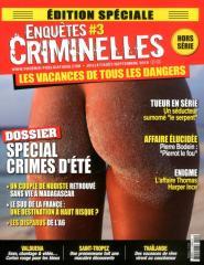 ENQUETES CRIMINELLES EDITION SPECIALE