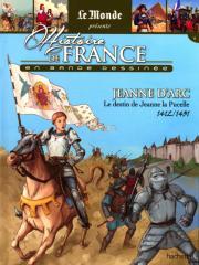 EY. HISTOIRE DE FRANCE EN BANDE DESSINÉ