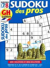 GH SUDOKU DES PROS