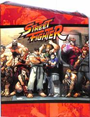 EY RELIURE STREET FIGHTER