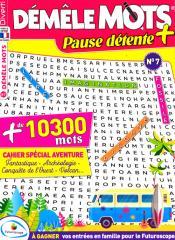 DÉMÊLE MOTS PAUSE DÉTENTE +