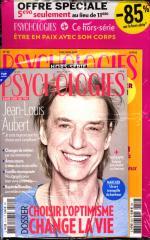 PSYCHOLOGIES MAGAZINE POCHE + PSYCHOLOGIES MAGAZINE HS ANCIEN