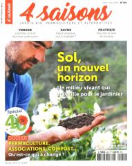 4 SAISONS JARDIN BIO, PERMACULTURE ET ALTERNATIVES