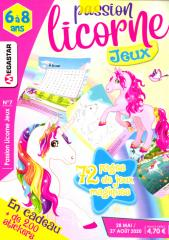 MG PASSION LICORNE JEUX