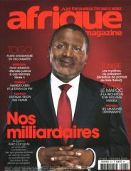AM - AFRIQUE MAGAZINE