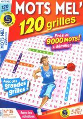 SC MOTS MÉL' 120 GRILLES