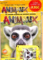 PANINI OFFICIAL STICKERS ANIMAUX 20-21