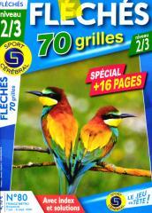SC FLÉCHÉS 70 GRILLES NIVEAU 2/3
