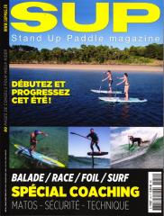 SUP - STAND UP PADDLE MAGAZINE