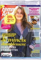 FEMME ACTUELLE + CUISINE ACTUELLE