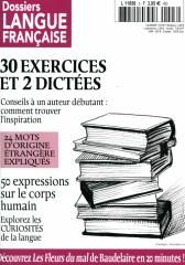 DOSSIERS LANGUE FRANÇAISE