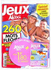 JEUX DE MAXI + JEUX DE MAXI HS