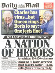 DAILY MAIL (GBR)