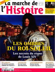 LA MARCHE DE L'HISTOIRE