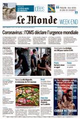 LE MONDE - WEEK END