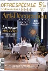 ART & DÉCORATION + ELLE À TABLE
