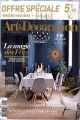 ART & DÉCORATION + ELLE À TABLE