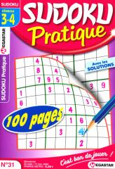 MG SUDOKU PRATIQUE