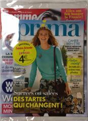 FEMME ACTUELLE + PRIMA POCHE